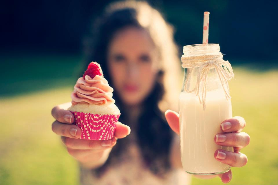 Milk and Cupcakes