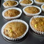 Mega Morning Glory Muffins