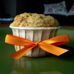 Sugar Free Pineapple Carrot Muffins