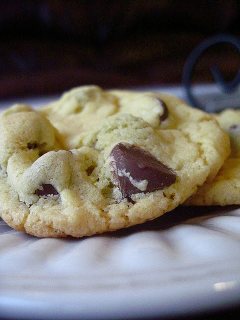 Chocolate Chip Cake Mix Cookies Your Cup Of Cake
