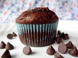 Chocolate Costco Muffins