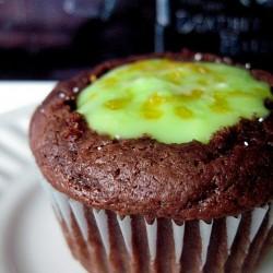 Harry Potter Cauldron Cupcakes