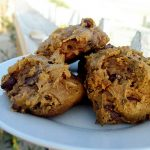 Pumpkin Chocolate Chip Spice Cookies