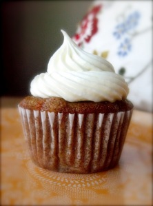 Carrot Cupcakes with White Chocolate Cream Cheese Frosting - Your Cup ...