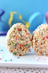 Rice Crispy Easter