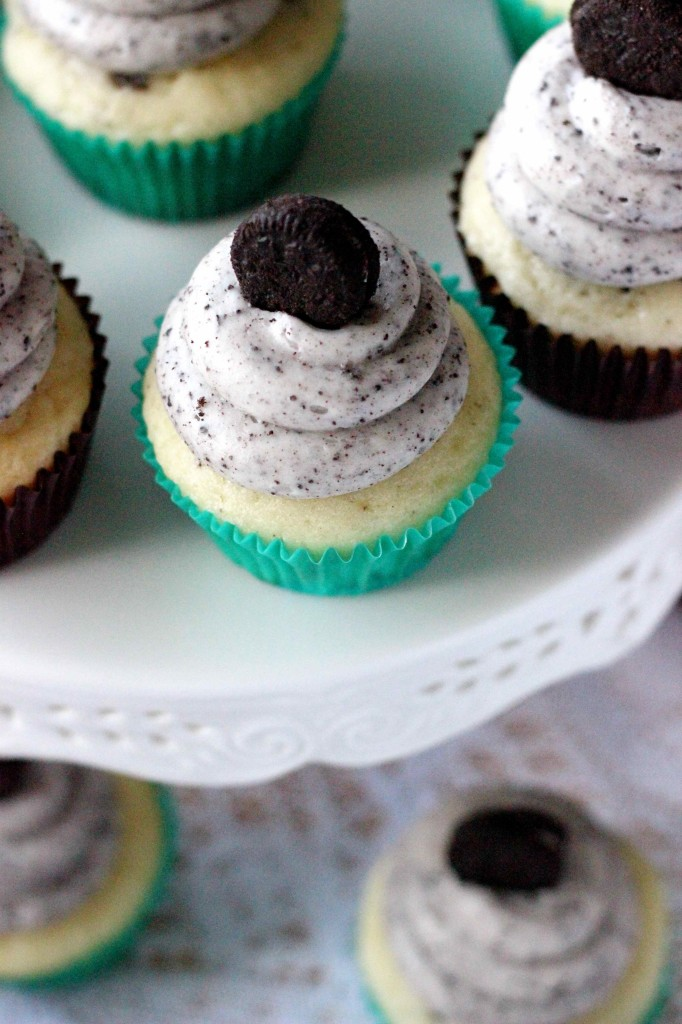 Cookies Amp Cream Cupcakes Your Cup Of Cake