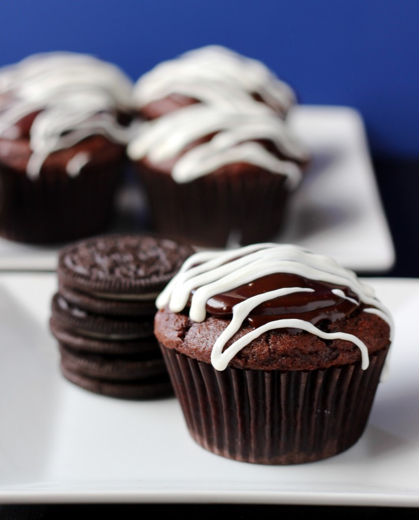 Oreo Hostess Cupcake