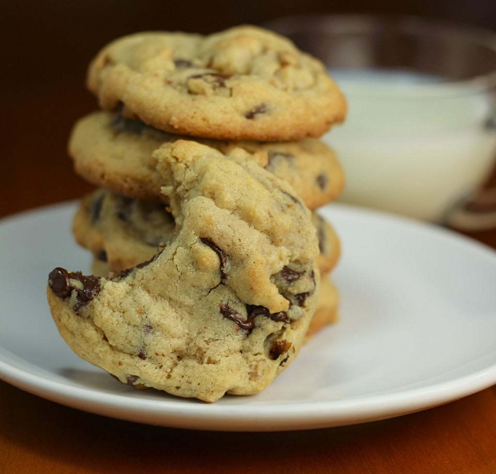 Chocolate Chip Walnut Cookies - Your Cup of Cake