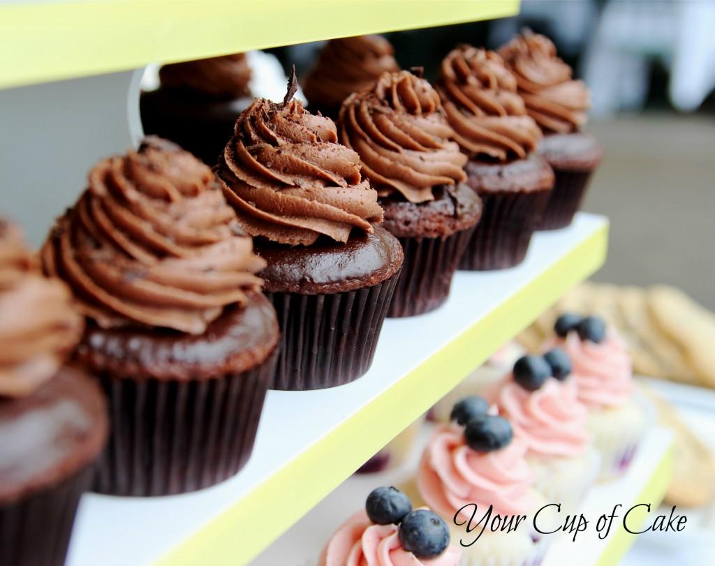 Rich Devil S Food Cupcake Recipe From Scratch
