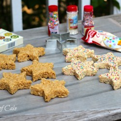 Star Rice Krispie Treats
