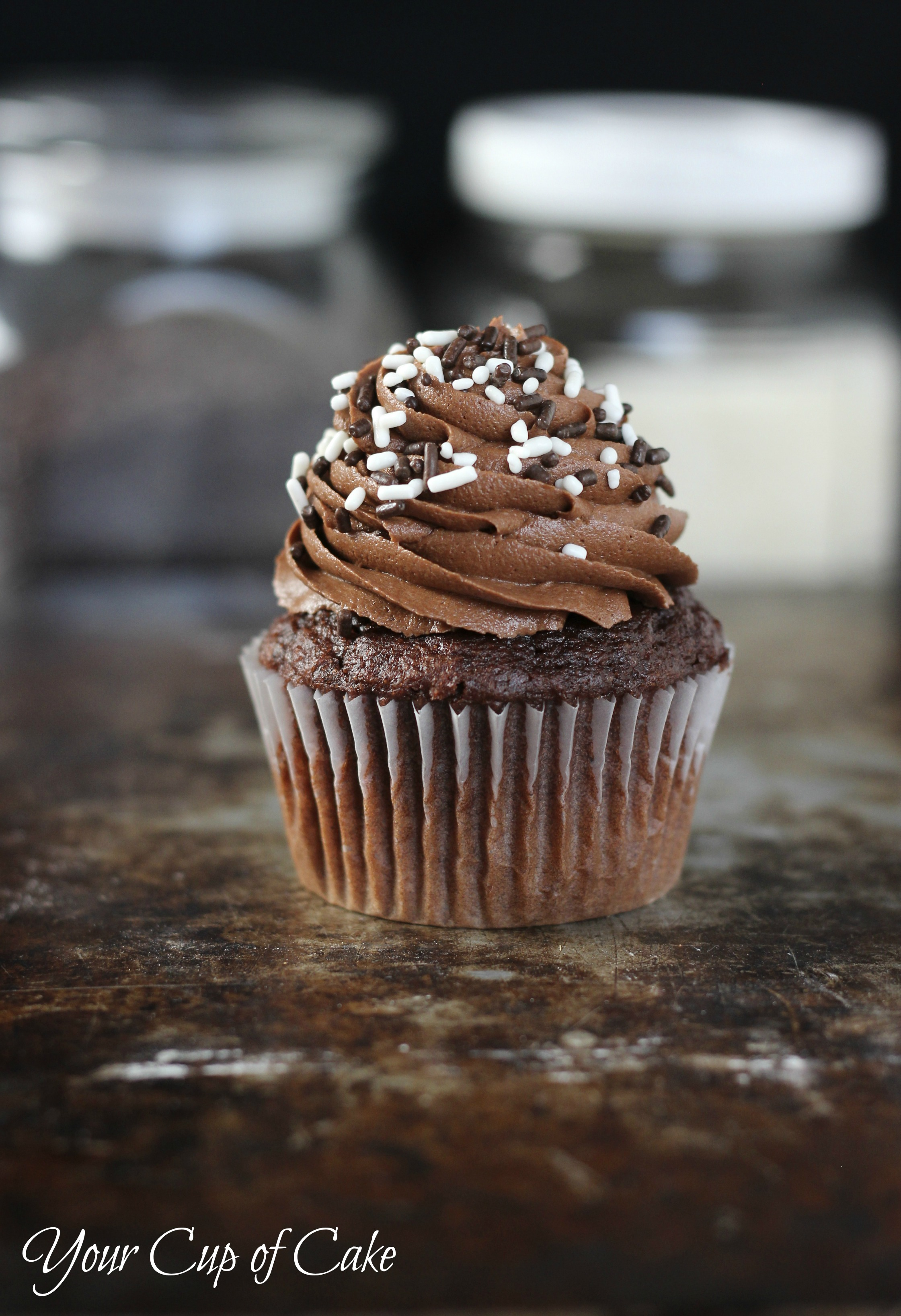 Easy Chocolate Cupcakes Your Cup Of Cake