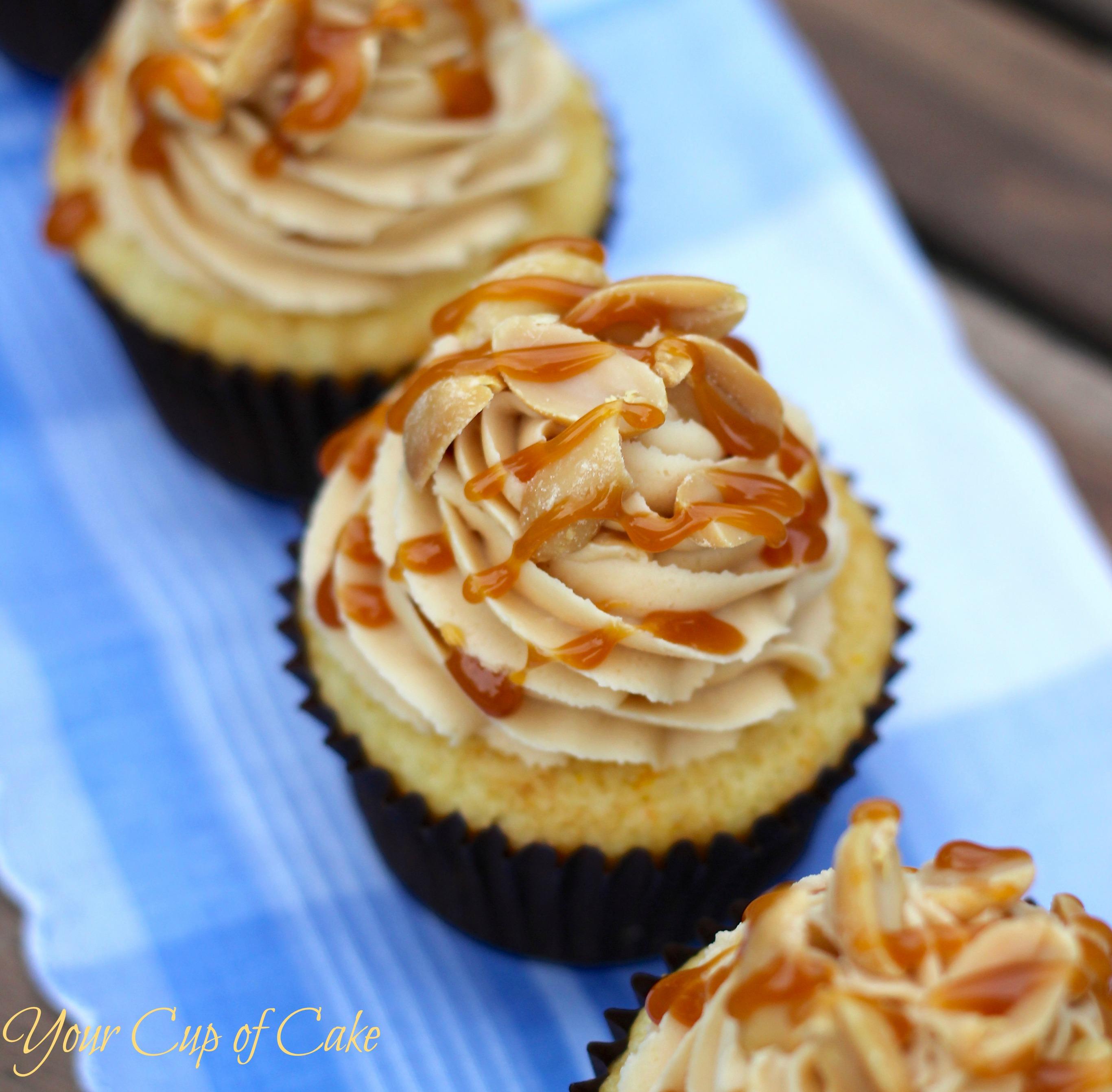 peanut butter cupcakes recipe cake mix
