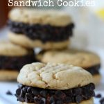 Peanut Butter Chocolate Cookie Sandwiches