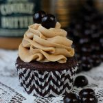 Mocha Speculoos Cupcakes