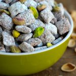 Chocolate Pistachio Puppy Chow