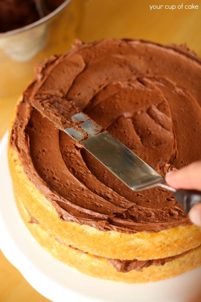 Making a Layered Cake