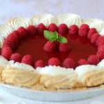 Costco Makeover: Raspberry Key Lime Pie