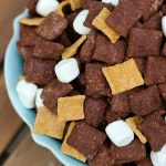 S'mores Puppy Chow