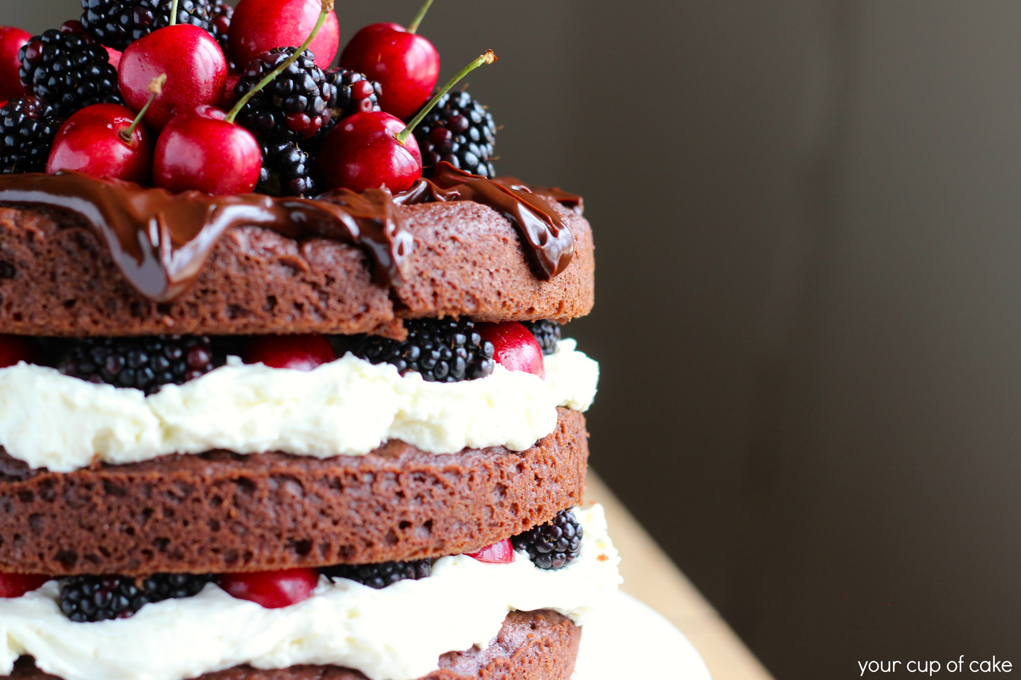other recipes you ll love cherry chocolate cake chocolate blackberry