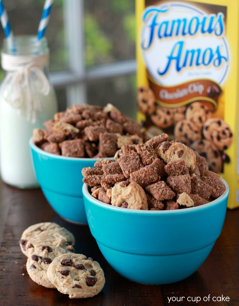 Chocolate Chip Puppy Chow