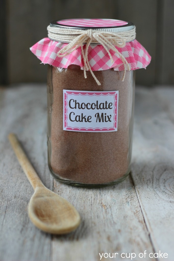 Cake Mix Substitute Recipe