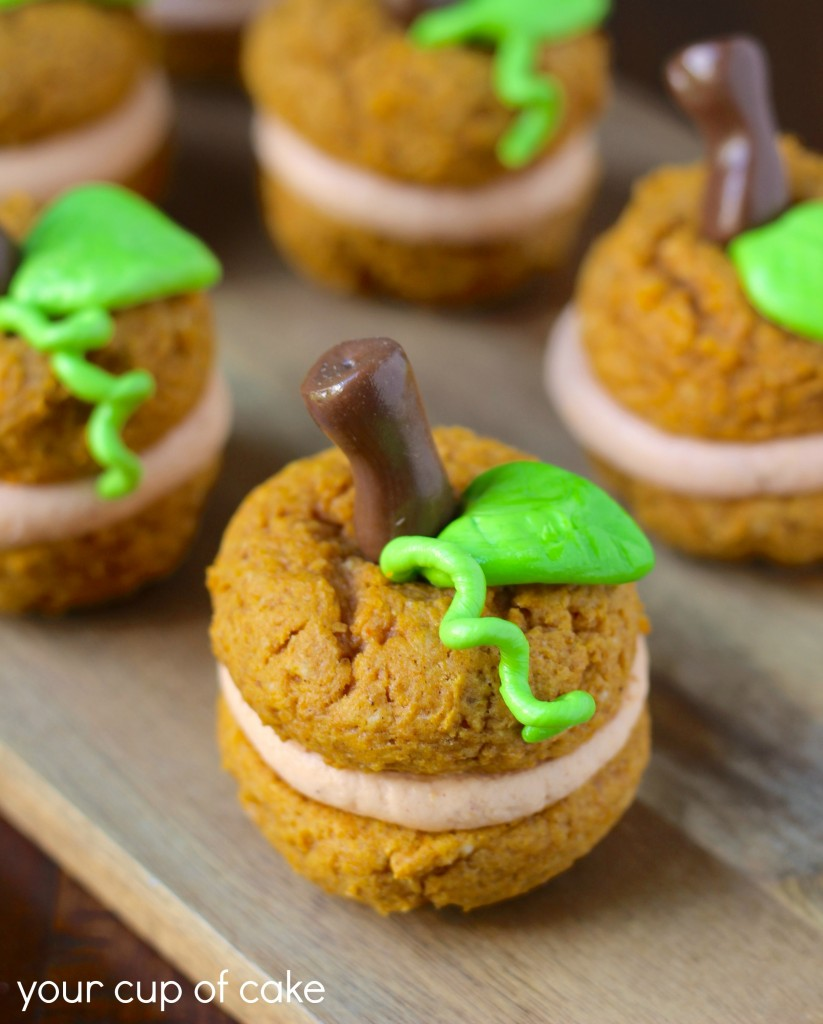 Pumpkin Patch Whoopie Pie