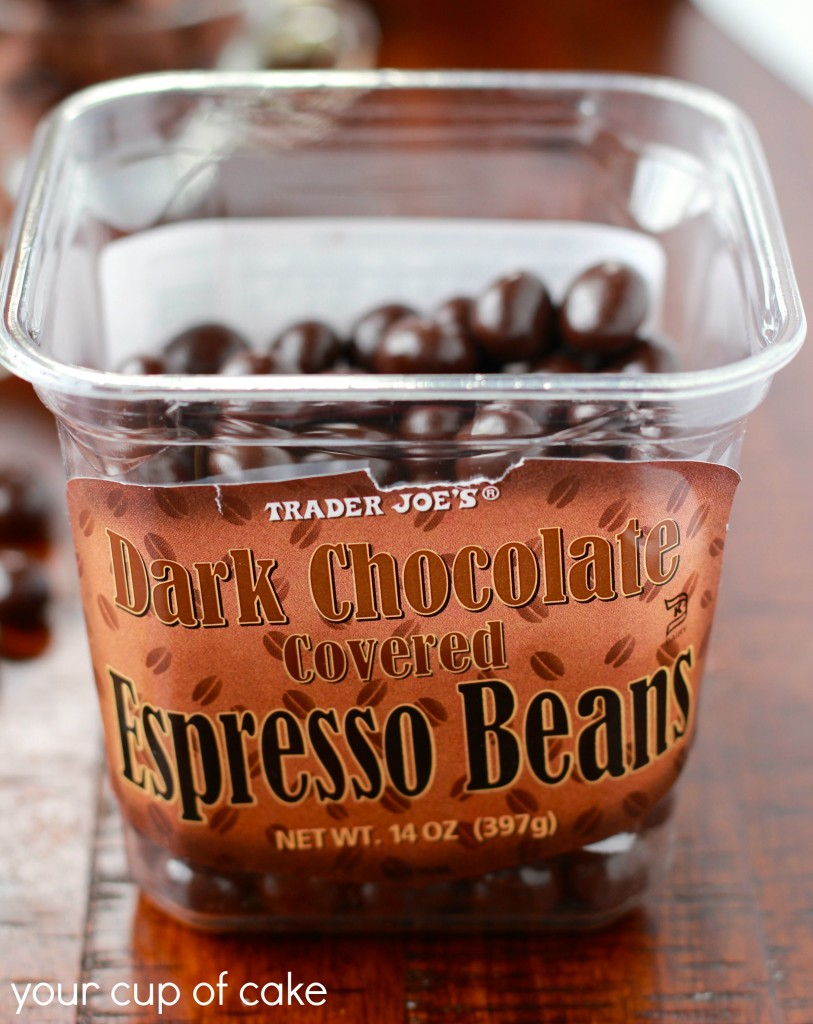 trader joes chocolate espresso beans