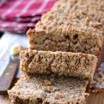 Apple Bread with Streusel Topping and Giveaway!