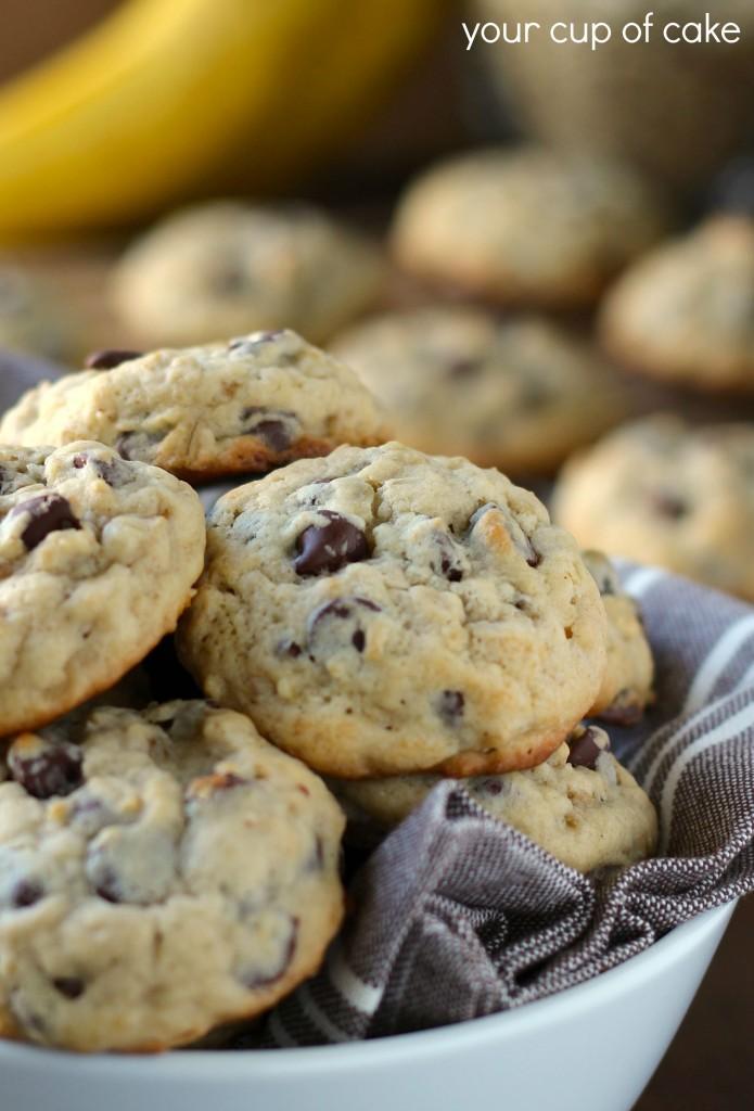 Banana Chocolate Chip cookie recipe