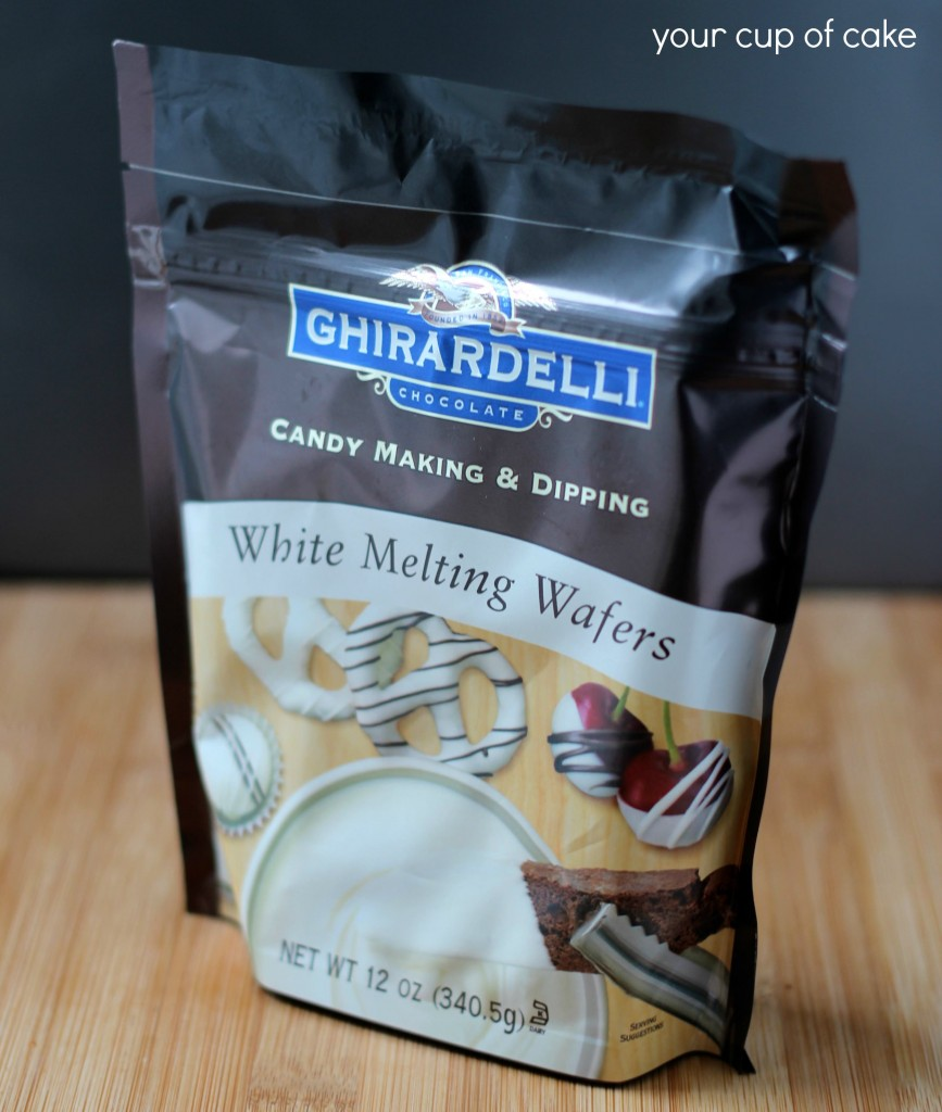 Ghiradelli melting wafers