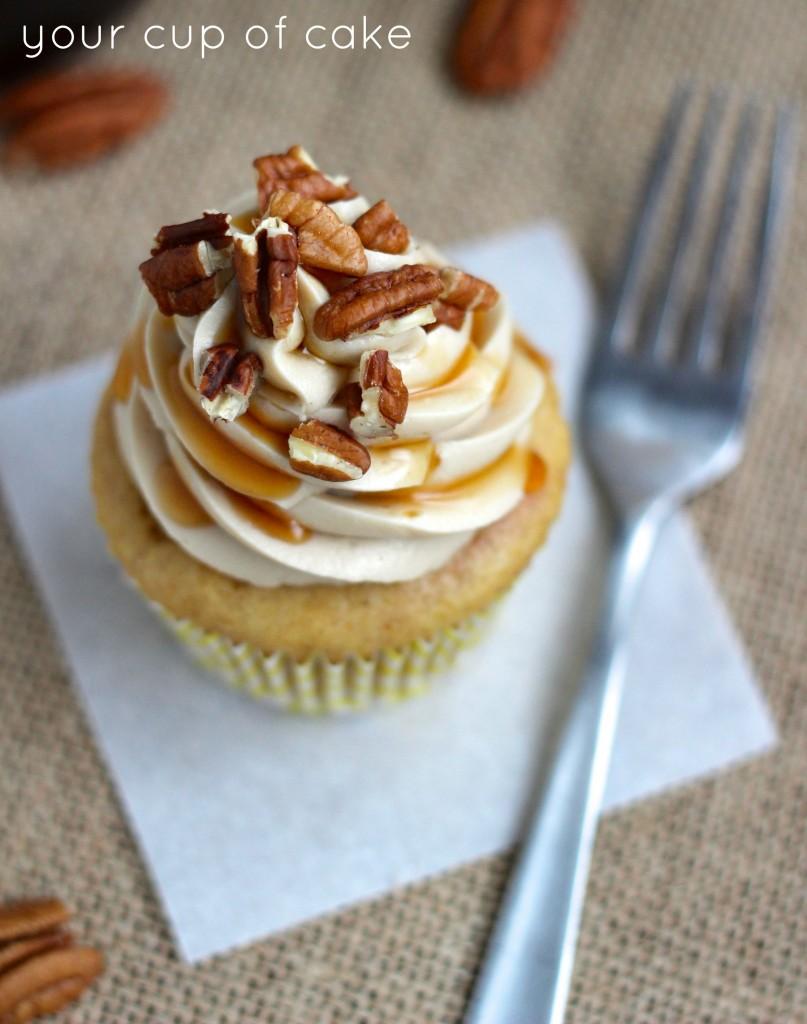 pumpkin pancake cupcake recipe