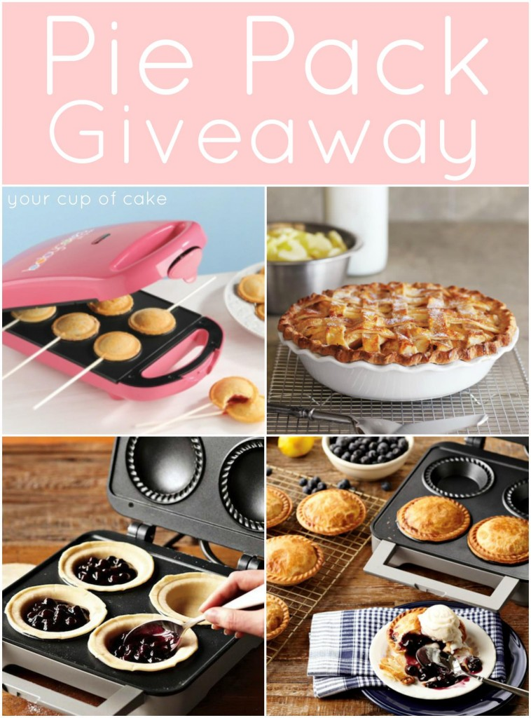 Pie Pack Giveaway