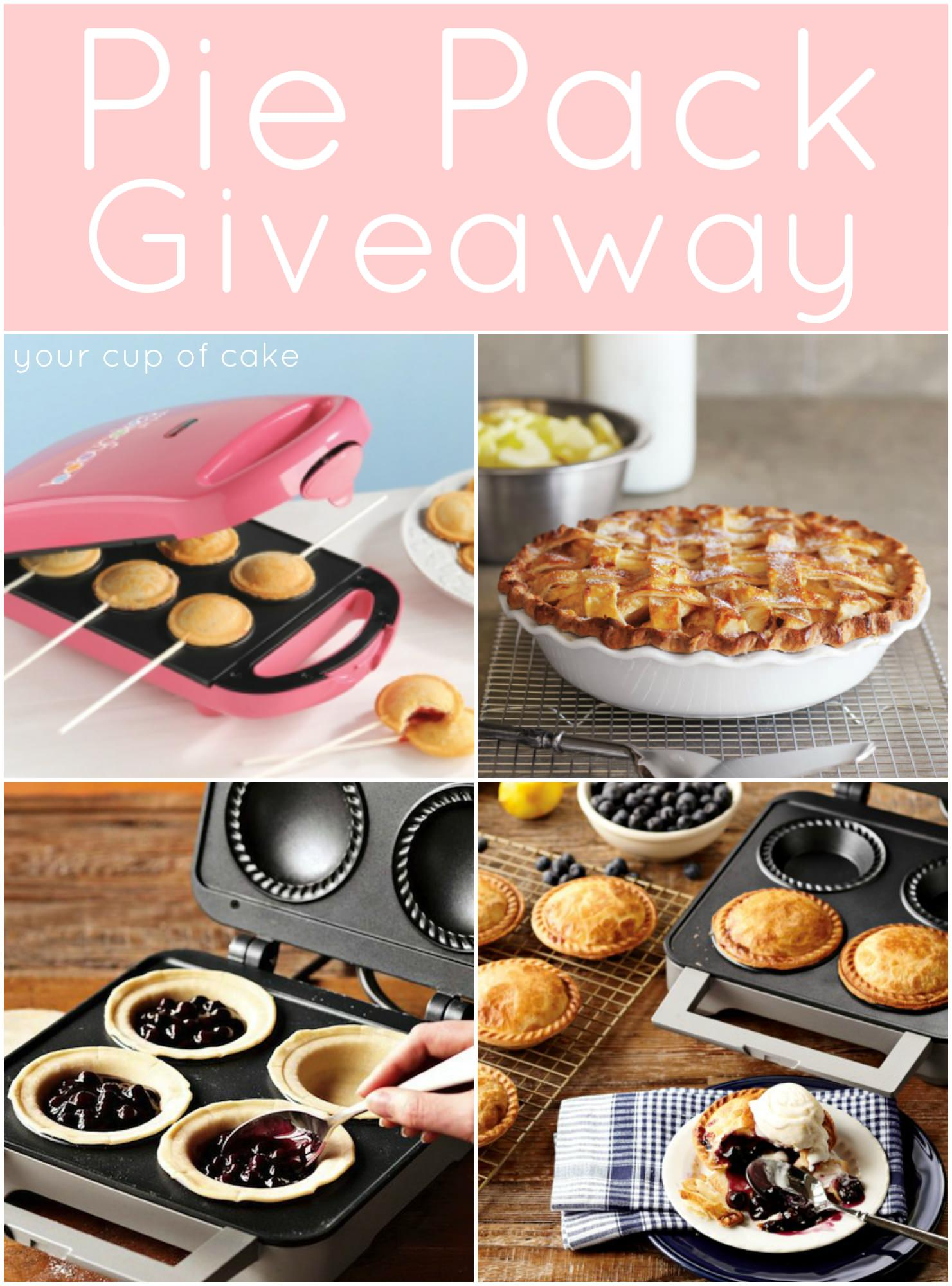 Perfect Pie Crust And Giveaway Your Cup Of Cake