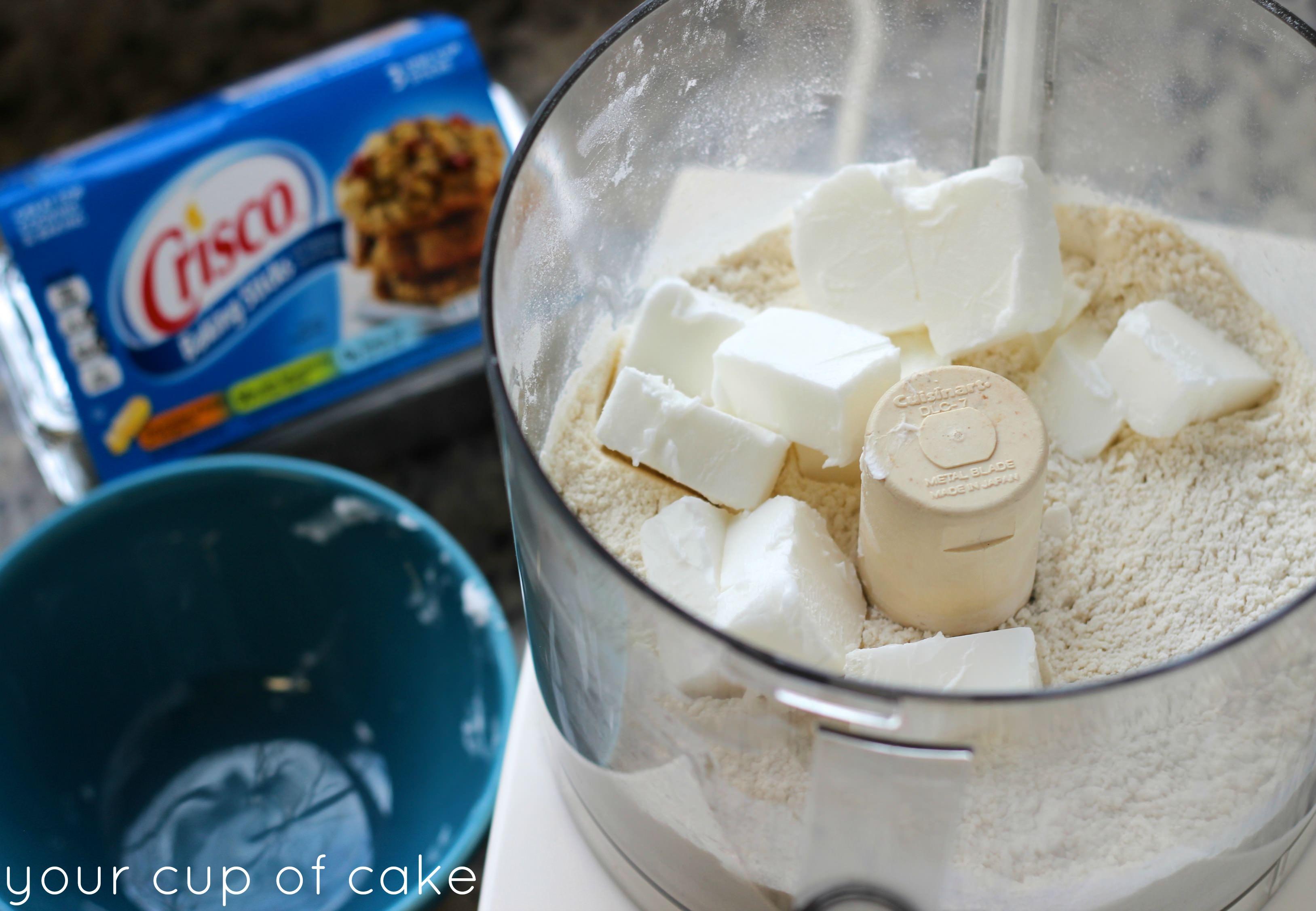 Crisco Pie Crust Recipe In Food Processor