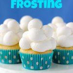 Cloud Cupcakes