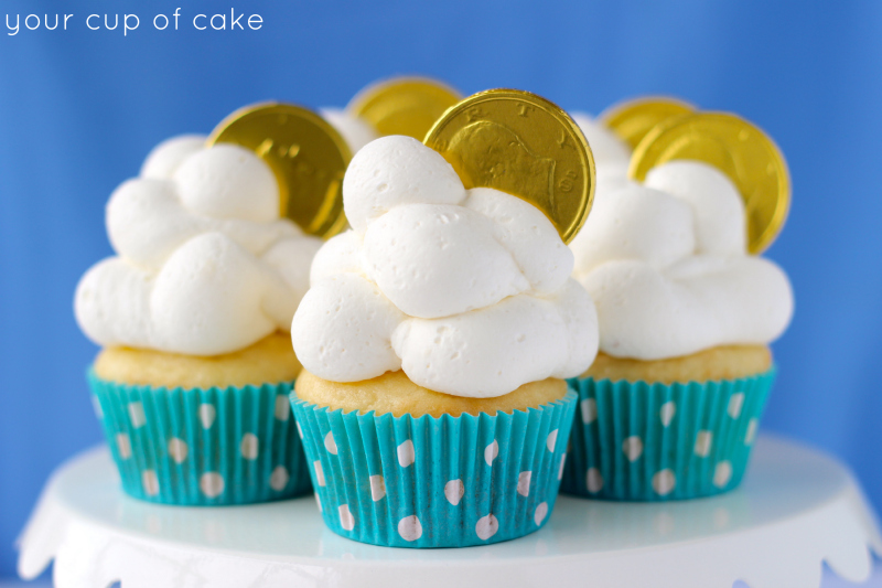 Cloud Cupcake Recipe