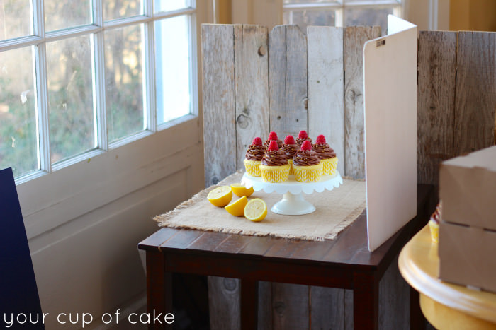 Cupcake Photography Tips