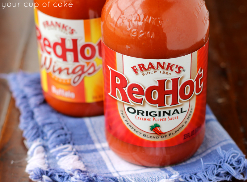 Franks RedHot Chex Mix
