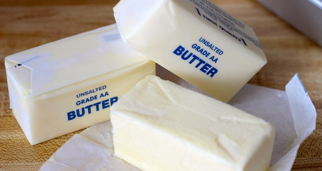healthy baking substitutions for butter