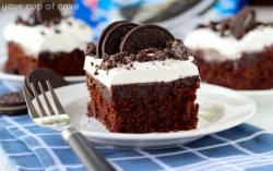 Easy Oreo Cake