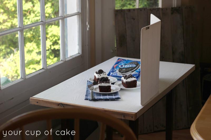 Food Photography Set Up