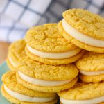 Homemade Golden Oreos