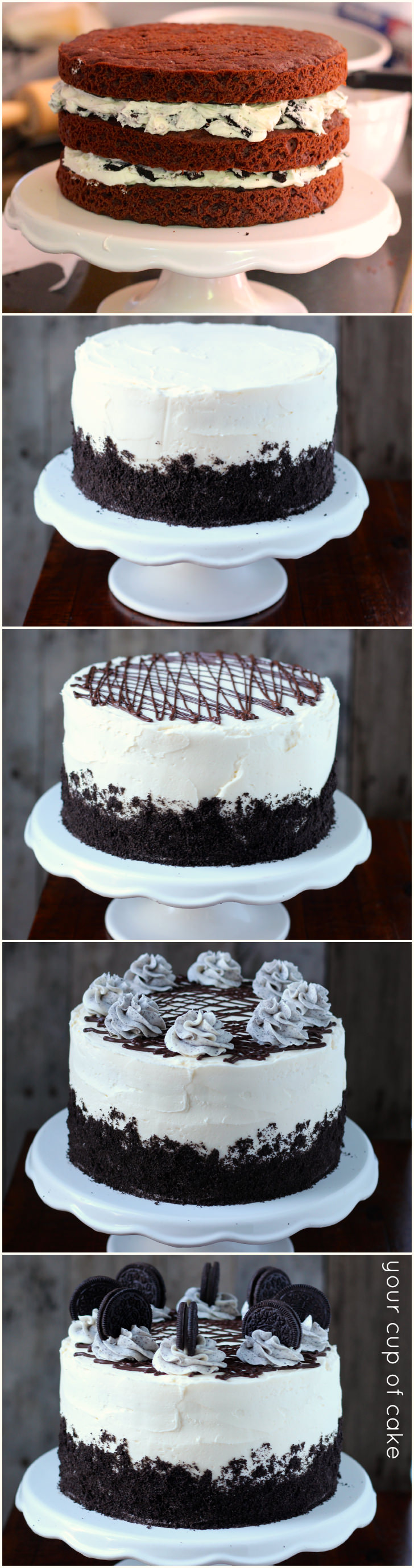 Cake Decorating Ideas With Oreos : cookiescrumbsandchickens