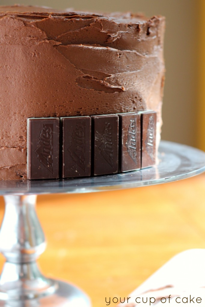 Andes Mint Cake Recipe How To