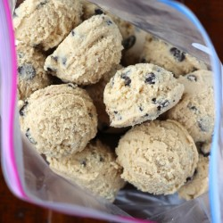 Cookie Dough Secrets