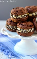Easy Cookie Dough Oreo Recipe