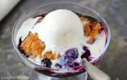 The Best Blueberry Cobbler Recipe