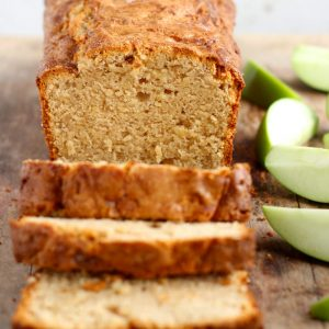 Apple Snickerdoodle Bread