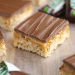 Milky Way Rice Krispie Treats
