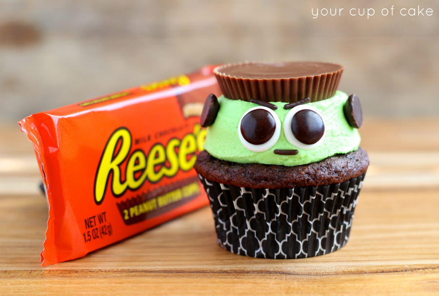 reese\'s cupcakes
